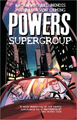 Powers, Volume 4: Supergroup