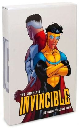 The Complete Invincible Library, Volume 1
