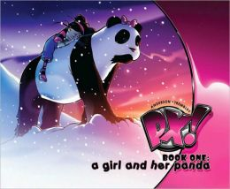 PX!, Book One: A Girl and Her Panda