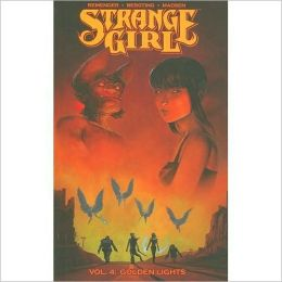 Strange Girl, Volume 4: Golden Lights