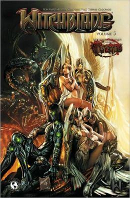 Witchblade, Volume 5: First Born