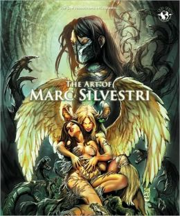 Art of Marc Silvestri
