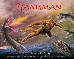 Hanuman, Paper