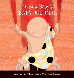 New Babies Baby Journal
