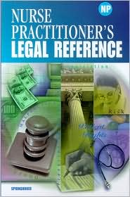Nurse Practitioner's Legal Reference