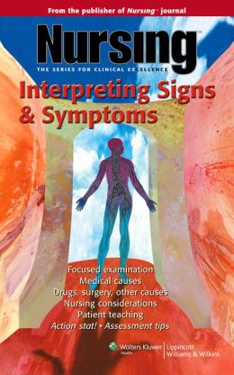 Nursing: Interpreting Signs & Symptoms