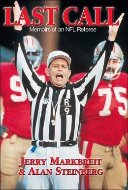 Last Call: Memoirs of an NFL Referee