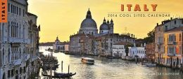 2014 Italy Cool Sites Wall Calendar