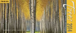 2014 Trees Cool Sites Wall Calendar