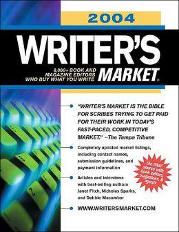 2004 Writer's Market