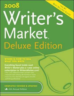 2008 Writer's Market Deluxe Edition