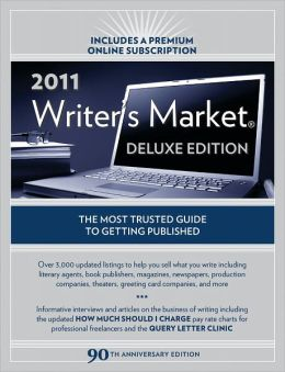 2011 Writer's Market Deluxe Edition