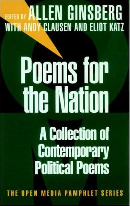 Poems for the Nation: A Collection of Contemporary Political Poems