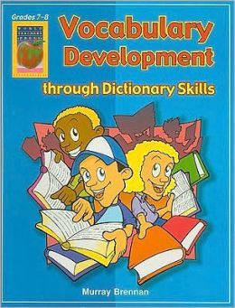 Vocabulary Development through Dictionary Skills