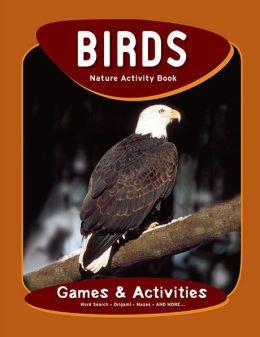 Birds Nature Activity Book