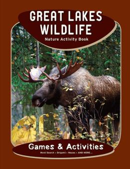 Great Lakes Wildlife Nature Activity Book