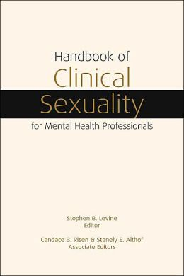 Handbook of Clinical Sexuality: For Mental Health Professionals