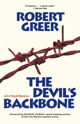 The Devil's Backbone (CJ Floyd Series #3)