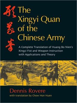 Xingyi Quan of the Chinese Army