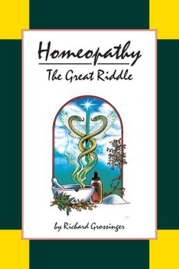 Homeopathy: The Great Riddle