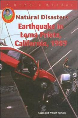 Earthquake in San Francisco, CA, 1989