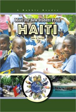 Meet Our New Student From...Haiti