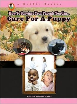 Care for a Pet Puppy