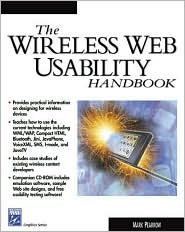 Wireless Web Usability Handbook