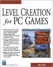 Introduction to Level Design for PC Games