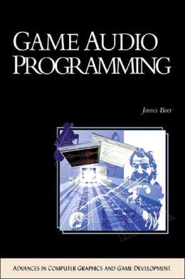 Game Audio Programming