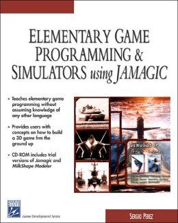 Elementary Game Programming and Simulators Using Jamagic