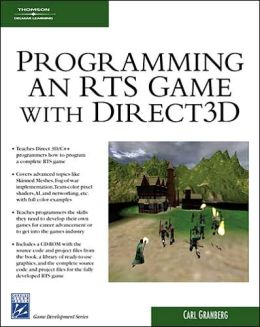 Programming an RTS Game with Direct3D