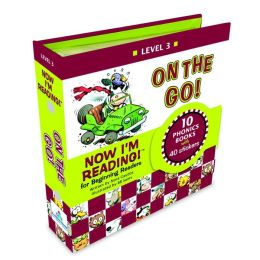 Now I'm Reading!: On the Go! - Level 3