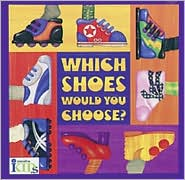Which Shoes Would You Choose?: A Matching Book with 16 Chunky Shoes