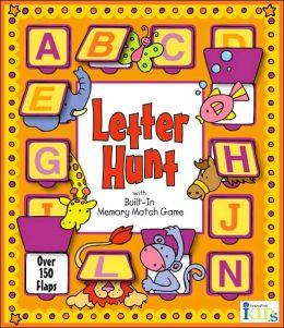Letter Hunt: Memory Match Game
