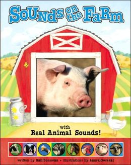 Hear and There Book: Sounds on a Farm!