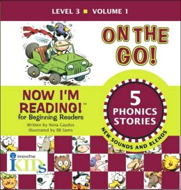 Now I'm Reading!: On the Go! - Volume 1: Level 3