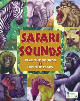 Hear and There Book: Safari Sounds