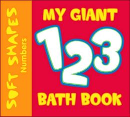 Soft Shapes: My Giant 123 Book