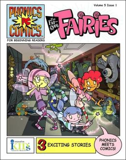 Far Out Fairies: Phonics Comics