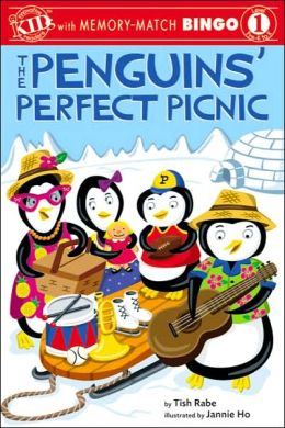 The Penguins' Perfect Picnic (Innovative Kids Readers: Level 1 Series)