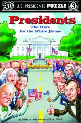 Presidents: Race for the White House (innovativeKids Readers Series Level 3)