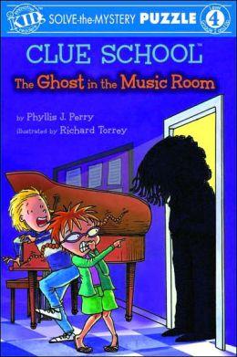 Clue School: The Ghost in the Music Room (Innovative Kids Reader Level 4)
