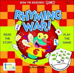 Nir! Games: Rhyming War!