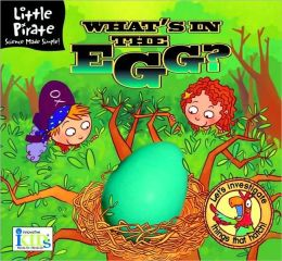 Little Pirate: What's in the Egg?