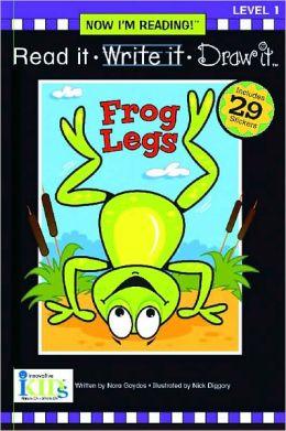 Nir! Read It, Write It: Frogs Legs - Level 1