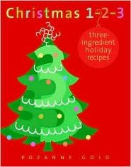 Christmas 1-2-3: Three Ingredient Holiday Recipes