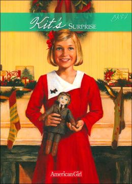 Kit's Surprise: A Christmas Story (American Girls Collection Series: Kit #3)