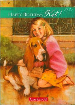 Happy Birthday, Kit!: A Springtime Story (American Girls Collection Series: Kit #4)