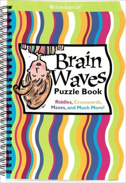 Brain Waves Puzzle Book (American Girl Library Series)